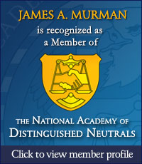 National Academy of Distinguished Neutrals - James Murman